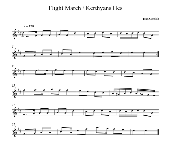 FLight_March