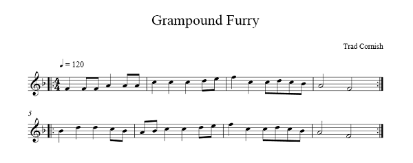 Grampound  Furry