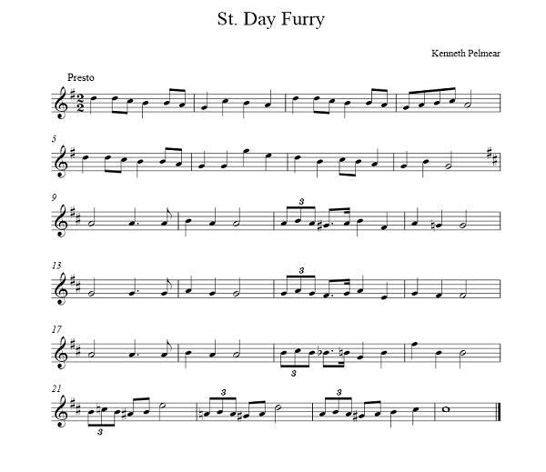 St Day Furry